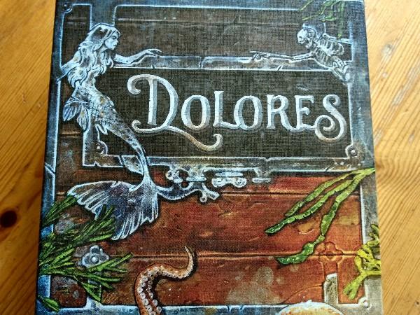Boîte du jeu Dolores