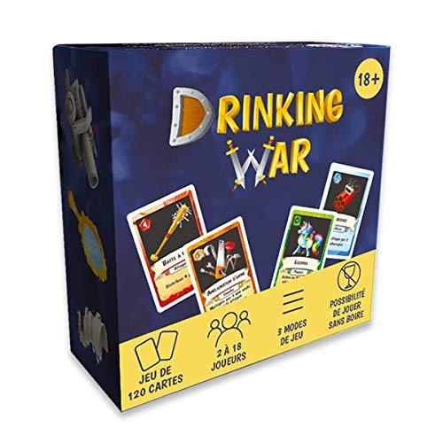 Boîte du jeu Drinking War