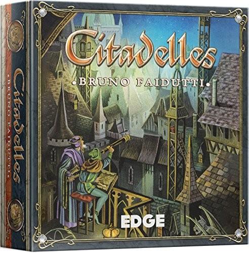 Boîte du jeu Citadelles