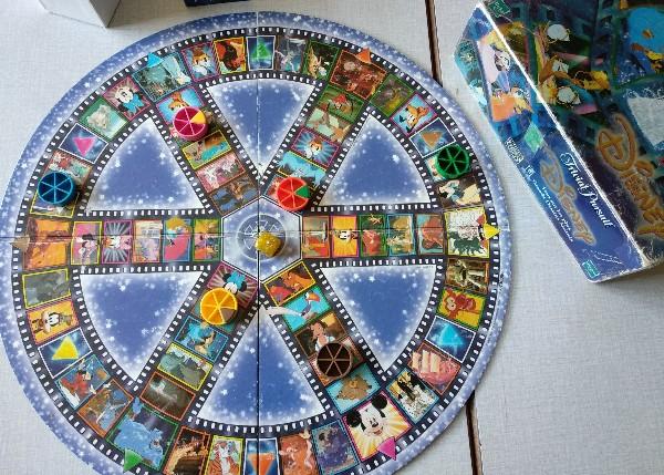 Monopoly sur le thème de Disney