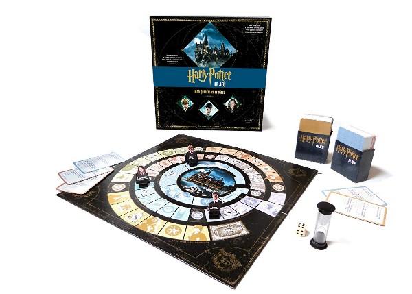 Harry Potter le jeu : 1000 questions et défis