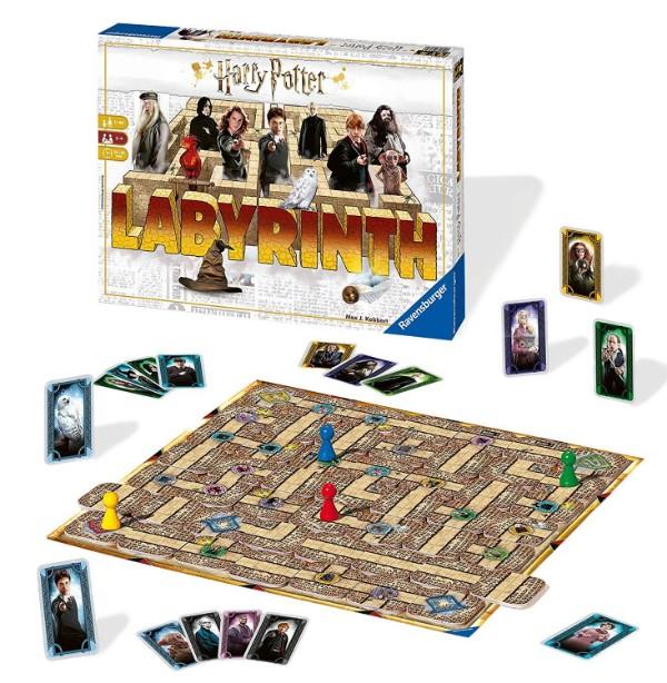 Jeu Labyrinthe version Harry Potter