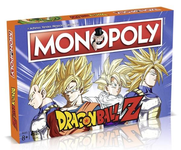 Monopoly sur le thème de Dragon Ball