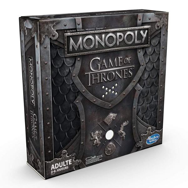 Monopoly sur l'univers de Game of Thrones