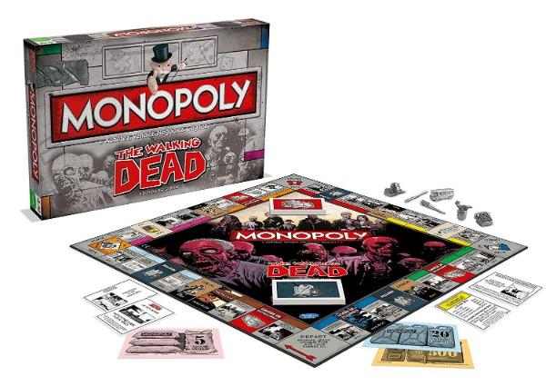Monopoly sur le thème The Walking Dead