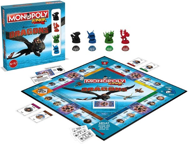 Dragons Monopoly