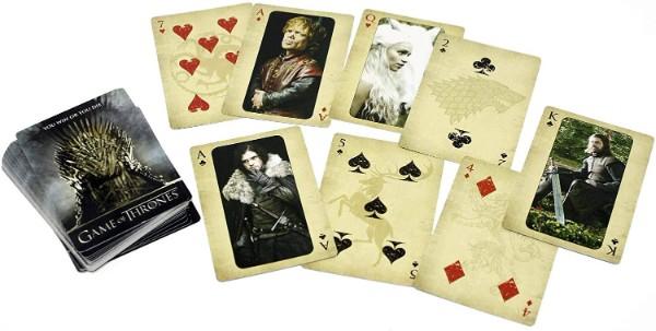 Jeu de cartes Game of Thrones