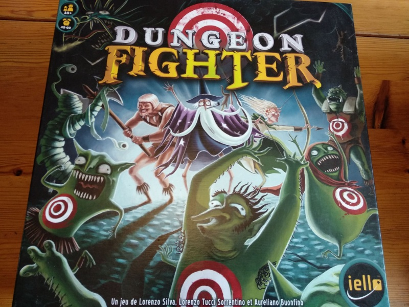 Dungeon Fighther le jeu